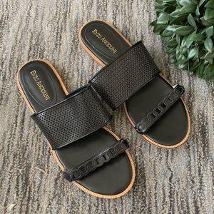 Black Sandals Enzo Angiolini